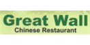 Great Wall Chinese Restaurant Menu