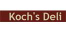 Koch's Deli Menu