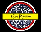Casa Romero Menu