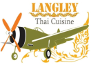 Langley Thai Cuisine Menu