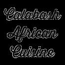 Calabash African Cuisine Menu