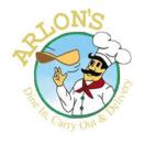 Arlon's Menu