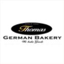 Thomas German Bakery Menu