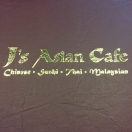 J's Asian Cafe Menu
