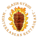 Blazin Gyros Menu