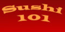 Sushi 101 Menu