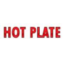 Hot Plate Menu