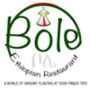 Bole Ethiopian Restaurant Menu