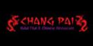 Chang Pai Menu
