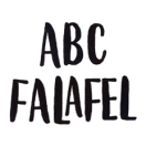ABC Falafel Menu