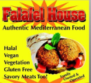 Falafel House Menu