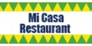 Mi Casa Restaurant Menu