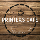 Printer's Cafe Menu