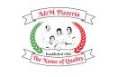 A & M Pizza Menu