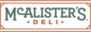McAlister's Deli (Okemas) Menu