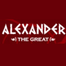Alexander the Great Menu