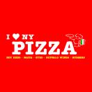 I Love NY Pizza Menu