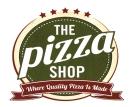 The Pizza Shop Menu