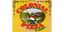 Colonial Pizza Menu