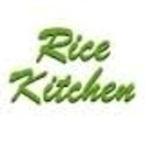 Rice Kitchen Menu