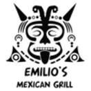 Emilio's Mexican Grill Menu