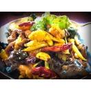 Sichuan Bistro Menu