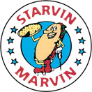 Starvin Marvin Pizza & Subs Menu