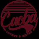 Caoba Lounge & Bistro Menu