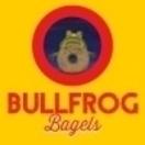 Bullfrog Bagels Menu