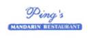 Ping's Chinese Cuisine Menu