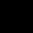 A Pizza Mart Menu