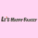 Li's Happy Family Menu