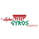 Agha's Gyros Express Menu