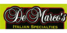 DeMarco's Italian Specialties Menu