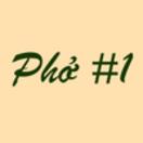 Pho #1 Menu
