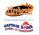 Captain Hooks/Firehouse Steak & Lemonade (Roosevelt & Ashland) Menu