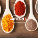 Cafe Chili (Thai Cuisine) Menu