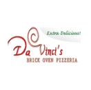 Da Vinci's Brick Oven Pizzeria Menu