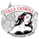 Villa Catrina Menu