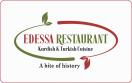 Edessa Restaurant Kurdish Turkish Cuisine Menu