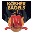 Avenue M Kosher Bagels Menu