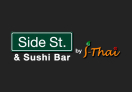 Side Street & Sushi Bar by I-Thai Menu