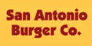 San Antonio Burger Co Menu