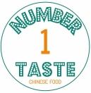 Number One Taste Chinese Menu