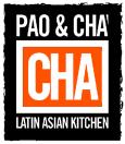 PAO & CHA-CHA Latin Asian Kitchen Menu