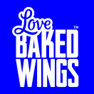 Love Baked Wings Menu