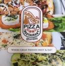 Haystack Pizza Restaurant Menu