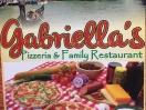 Gabriella's Family Pizza  Menu