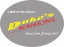 Duke's Rib House & Grille Menu