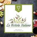 La Bettola Italiano Menu